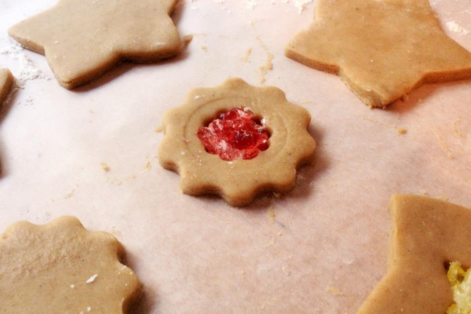 Stained glass biscuits 3