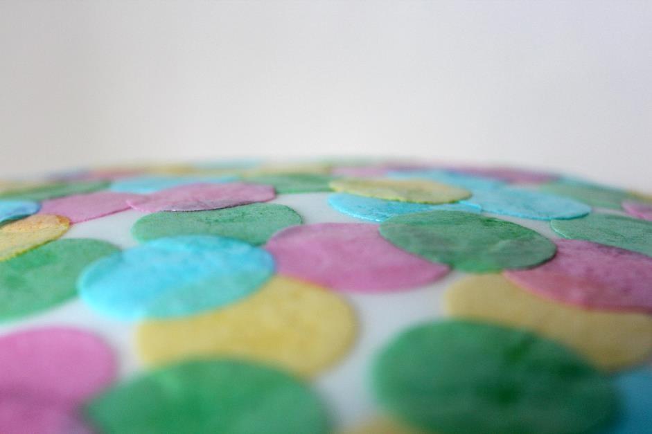 Confetti cake 2