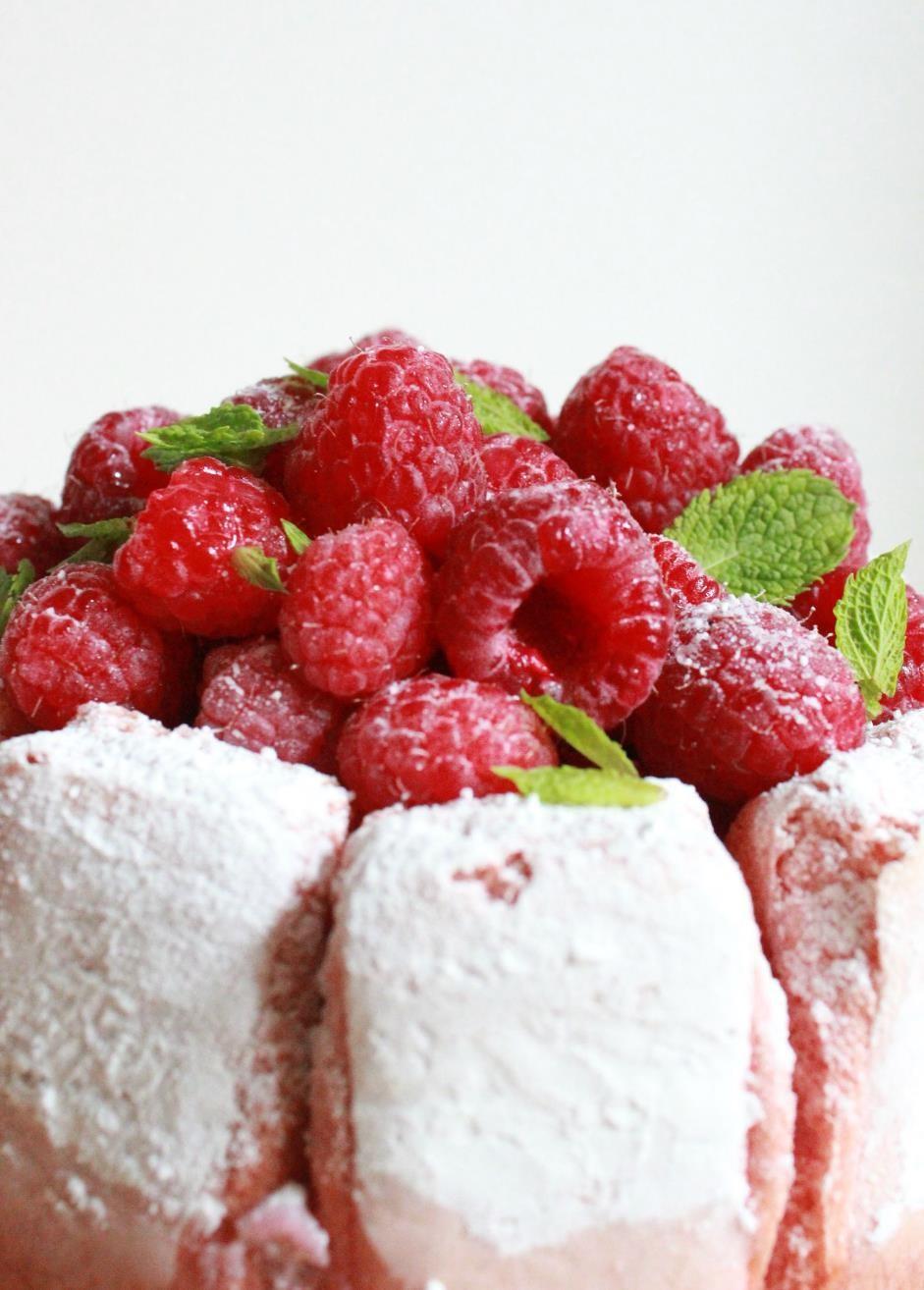 Raspberry charlotte 3