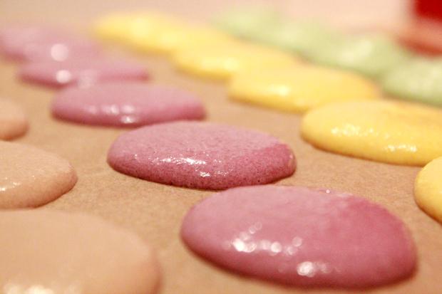 Macaron advent calendar 3