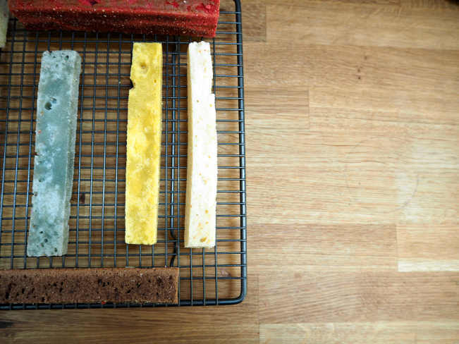 Mondrian cake, modern art, Dutch painting, gâteau Mondrian